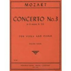 Mozart - Violin Concerto No. 3  - Lillian Fuchs