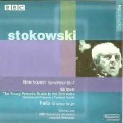 Beethoven - Symphony No. 7 (No. 2) - Leopold Stokowski,BBC Symphony Orchestra