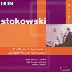 Shostakovich - Symphony No. 5; Vaughan Williams - Symphony No. 8