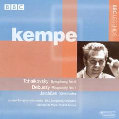 Kempe Conducts Tchaikovsky, Debussy, Janácek