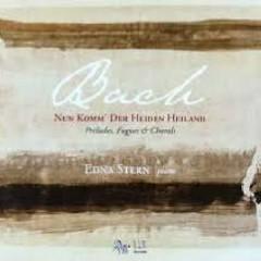 Nun Komm Der Heiden Heiland - Preludes, Fugues & Chorals (No. 1)