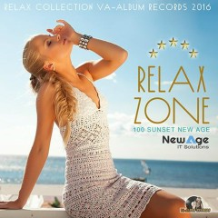 100 Sunset New Age - Relax Zone (No. 2) - Various Artists, Various