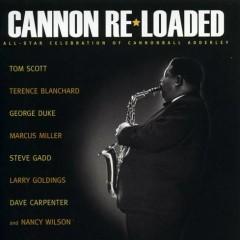 Cannon Re-Loaded - Tom Scott