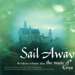 Sail Away - The Taliesin Orchestra Plays The Music Of Enya CD2