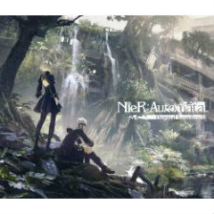 NieR:Automata Original Soundtrack CD3