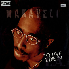 To Live & Die In L.A. (UK CD Maxi-Single)