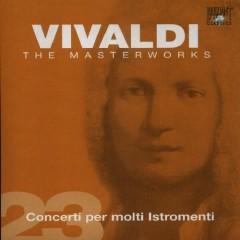 Vivaldi - The Masterworks CD 23