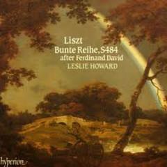 Liszt Complete Music For Solo Piano Vol.16 - Bunte Reihe No.1