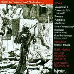 Liszt Complete Music For Solo Piano Vol.53A - Music for Piano and Orchestra - I Disc 2 No.1
