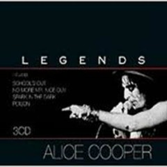 Legends Of Alice Cooper (CD1) - Amy Cooper