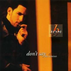 Don't Talk (Promo VLS)