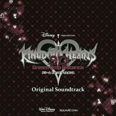 KINGDOM HEARTS Dream Drop Distance Original Soundtrack CD1