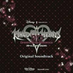 KINGDOM HEARTS Dream Drop Distance Original Soundtrack CD3