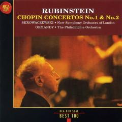 Chopin Piano Concertos No 1 & No 2 - Arthur Rubinstein