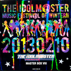 THE iDOLM@STER MASTER BOX VIII (CD2) Part I