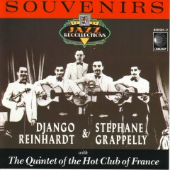 The Quintet Of The Hot Club Of France - Souvenirs