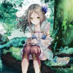 Atelier Firis Original Soundtrack CD4