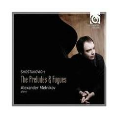 Shostakovich: 24 Preludes & Fugues CD3 - Alexander Melnikov