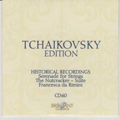 Tchaikovsky Edition CD 60