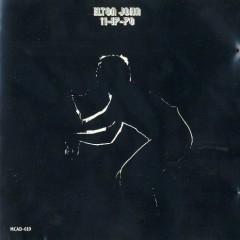 Elton John (11-17-70)