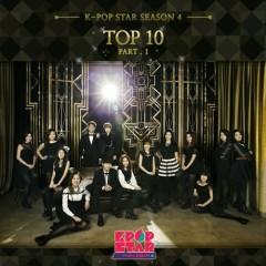 Kpop Star Season 4 Top 10 Part.1