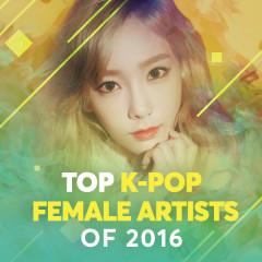 Top K-Pop Female Artists Of 2016