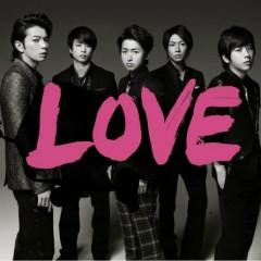 LOVE - Arashi