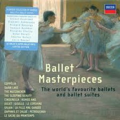 Ballet Masterpieces CD3