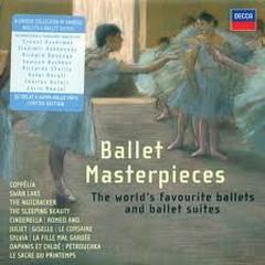Ballet Masterpieces CD5