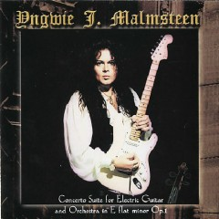 Concerto Suite for Electric Guitar and Orchestra in E flat minor Opus - Yngwie Malmsteen