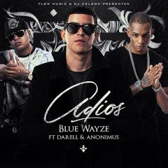 Adios (Single) - Blue Wayze, Darell, Anonimus