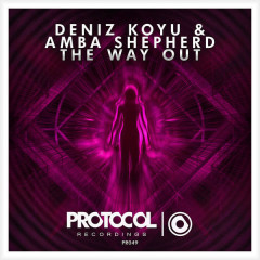 The Way Out (Single) - Deniz Koyu,Amba Shepherd