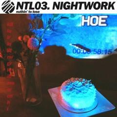 Ntl03. Nightwork (Singe)