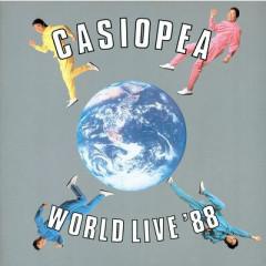 Casiopea World Live '88