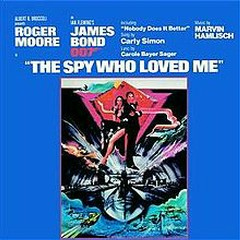 The Spy Who Loved Me OST - Marvin Hamlisch