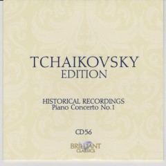 Tchaikovsky Edition CD 56
