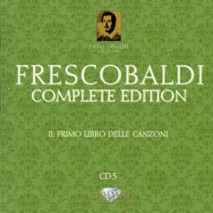 Frescobaldi - Complete Edition CD 3 (No. 2)