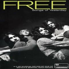 Songs Of Yesterday (CD5) - Free