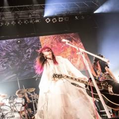 Seiko Omori LIVE TOUR 超移動式楽園kitixxxgaia@Zepp DiverCity 2017.7.20