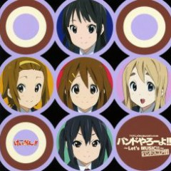TV Animation K-ON!! Official Band Yarou yo!! ~Let's MUSIC!!~