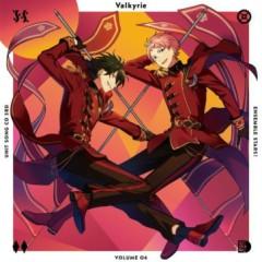 Ensemble Stars! Unit Song CD 3rd Series vol.4 Valkyrie (Raisanka)