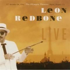 Live! - Leon Redbone