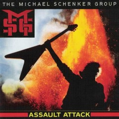 Assault Attack - The Michael Schenker Group