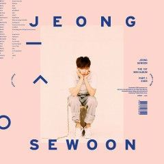 Ever (The 1ST Mini Album Part.1) - Jeong Sewoon