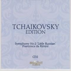 Tchaikovsky Edition CD 2