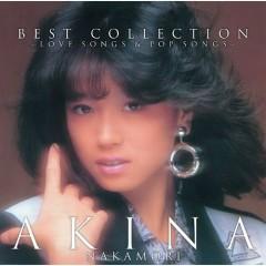 Best Collection -Love Songs & Pop Songs- (CD2) - Akina Nakamori