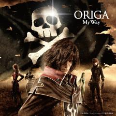 MY WAY  - Origa