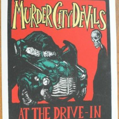 The Murder City Devils Tour - At the Drive-In
