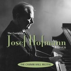 The Complete Josef Hofmann - Vol.6 (CD2) - Josef Hofmann