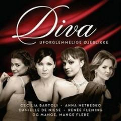 DIVA: Uforglemmelige Ojeblikke (CD1)